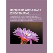 Battles of World War I Involving Italy : Battle of Caporetto by , 9781156210000