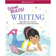School Rules! Writing by Henke, Emma MacLaren; Peterson, Stacy, 9781683370000