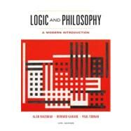 Logic and Philosophy A Modern Introduction by Hausman, Alan; Kahane, Howard; Tidman, Paul, 9781133050001