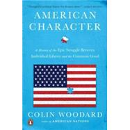 American Character by Woodard, Colin, 9780143110002