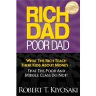 Rich Dad Poor Dad by Kiyosaki, Robert T., 9781612680002