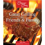 Great Grilling for Friends & Family by Paré, Jean, 9781772070002