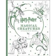 Harry Potter Magical Creatures Coloring Book by Unknown, 9781338030006