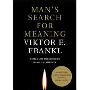 Man's Search for Meaning by FRANKL, VIKTOR E.KUSHNER, HAROLD S., 9780807000007