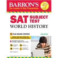 Barron's Sat Subject Test World History by Melega, William V., 9781438010007