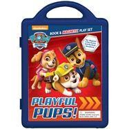 Playful Pups! Magnetic Playset