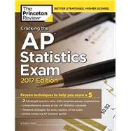 Cracking the AP Statistics Exam, 2017 Edition by Princeton Review, 9781101920008