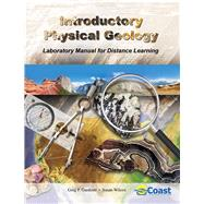 Introductory Physical Geology Laboratory Kit and Manual 1st Edition by Gardiner, Greg P.; Wilcox, Susan, 9781465270009