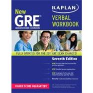 New GRE Verbal Workbook by Kaplan, 9781419550010