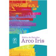 NTV Biblia de Estudio  Arco Iris, multicolor tapa dura by Unknown, 9781433620010