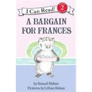 A Bargain for Frances by Hoban, Russell, 9780064440011