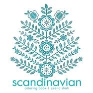 Scandinavian Coloring Book by Shah, Zeena, 9781454710011