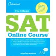 The Official SAT Online Course by Unknown, 9781457300011