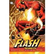 Flash: Rebirth by JOHNS, GEOFFVAN SCIVER, ETHAN, 9781401230012
