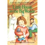 Little House In The Big Woods by Wilder, Laura Ingalls, 9780064400015