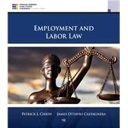 Employment and Labor Law by Cihon, Patrick J.; Castagnera, James Ottavio, 9781305580015