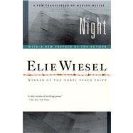Night by Elie Wiesel, 9780374500016