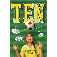 Ten by Flint, Shamini, 9780544850019