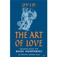 The Art of Love by Ovid, 9780253200020