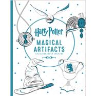 Harry Potter Magical Artifacts Coloring Book by Unknown, 9781338030020