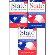 State Constitutions for the Twenty-first Century, Volumes 1, 2 And 3 by Tarr, G. Alan; Williams, Robert F.; Spitzer, Robert J., 9780791470022