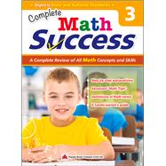 Complete Math Success, Grade 3 by Popular Book Company, 9781942830023
