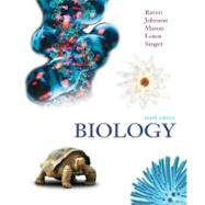 Biology by Raven, Peter; Johnson, George; Mason, Kenneth; Losos, Jonathan; Singer, Susan, 9780077350024