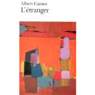 L'Etranger by Camus, Albert, 9782070360024