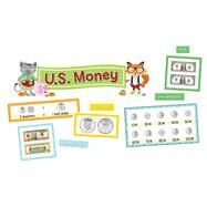Hipster U.s. Money Mini Bulletin Board Set by Carson-Dellosa Publishing Company, Inc., 9781483830025