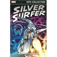 Silver Surfer Epic Collection by Lee, Stan; Kirby, Jack; Severin, Marie, 9780785190028