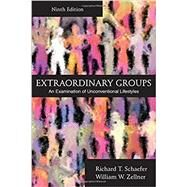 Extraordinary Groups by Schaefer, Richard T.; Zellner, William W., 9781478630029
