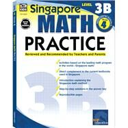 Singapore Math Practice, Level 3b by Sscn, 9780768240030