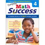 Complete Math Success, Grade 4 by Popular Book Company, 9781942830030
