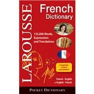 Larousse French-English / English-French Pocket Dictionary by Larousse, 9782035700032