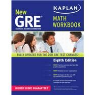 New GRE Math Workbook by Kaplan, 9781419550034