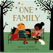 One Family by Shannon, George; Gomez, Blanca, 9780374300036
