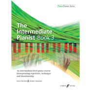 The Intermediate Pianist by Marshall, Karen; Hammond, Heather, 9780571540037