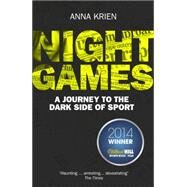 Night Games by Krien, Anna, 9780224100038