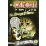 The Cricket in Times Square by Selden; Williams, 9780312380038