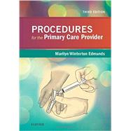 Procedures for the Primary Care Provider by Edmunds, Marilyn Winterton, 9780323340038