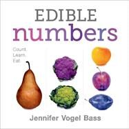 Edible Numbers by Bass, Jennifer Vogel, 9781626720039