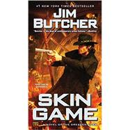 Skin Game A Novel of the Dresden Files by Butcher, Jim, 9780451470041