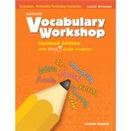 Vocabulary Workshop Grade 4 Level Orange by Sadlier, 9780821580042
