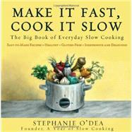 Make It Fast, Cook It Slow (Original) (Paperback)