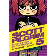 Scott Pilgrim 5: Scott Pilgrim Vs. the Universe by O'Malley, Bryan Lee; Fairbairn, Nathan, 9781620100042