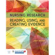 Nursing Research by Houser, Janet, Ph.D., RN, 9781284110043