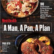 A Man, a Pan, a Plan by Kita, Paul, 9781635650044
