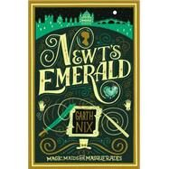 Newt's Emerald by Nix, Garth, 9780062360045