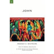 John by Whitacre, Rodney A., 9780830840045