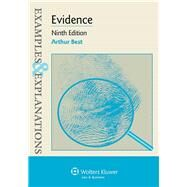 Examples & Explanations: Evidence by Arthur Best, 9781454850045